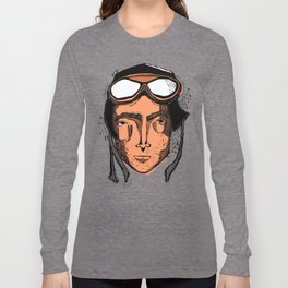 Howard Long Sleeve T-shirt
