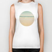 serenity Biker Tanks featuring Serenity by Cassia Beck
