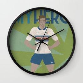 MY HERO - 3 - KATANEC - ZEROSTILE FACTORY Wall Clock