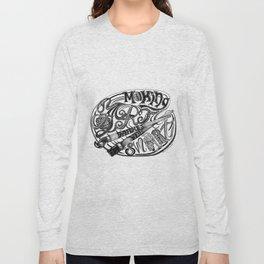 Making Art Makes YOU Smart Long Sleeve T-shirt