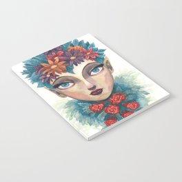 Spring Goddess Notebook