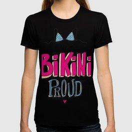 Ready for Summer || Bikini || Proud || Handwiting T-shirt