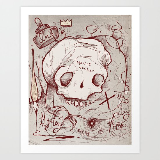 Series Occult Art Print