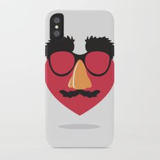 Love in Disguise Slim Case iPhone X