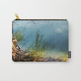 Where's The Waters Edge? Carry-All Pouch