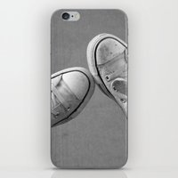 the perks of being a wallflower iPhone & iPod Skins featuring Wallflower by PopPopPhotography