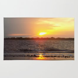 Blazing Sunset Rug