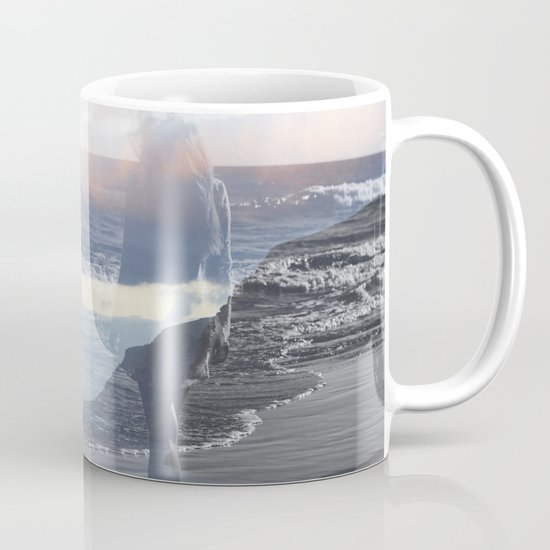 Into the Wave Coffee Mug