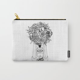 Grow in unfamiliar places Carry-All Pouch