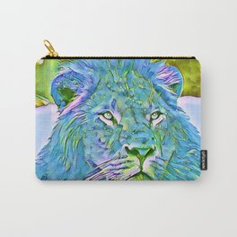 Funky lion Carry-All Pouch
