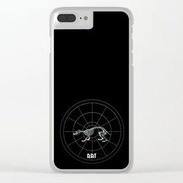 Rat Animal Totem Clear iPhone Case