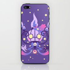 Miss Magic iPhone & iPod Skin