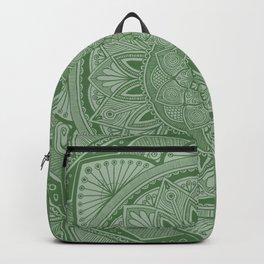 Evergreen Mandala 3 Backpack