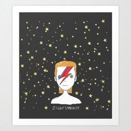Zigy Art Print