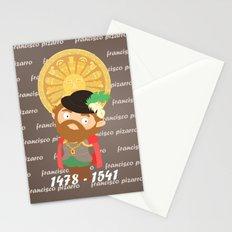Francisco Pizarro Stationery Cards