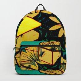 Luminous faces Backpack