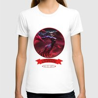 league of legends T-shirts featuring League Of Legends - Lissandra by TheDrawingDuo