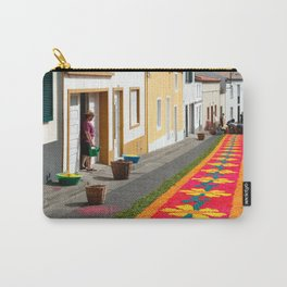 Making flower carpets Carry-All Pouch
