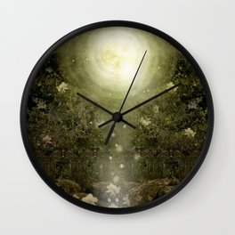 The Great Lie, Forest Wall Clock