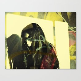 Graffiti Guerilla Canvas Print