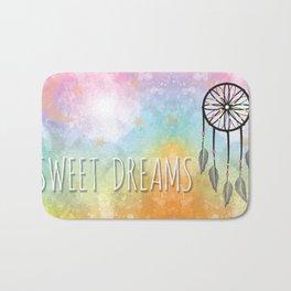 Sweet Dreams Dreamcatcher Bath Mat