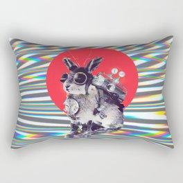 Time Traveller Rectangular Pillow