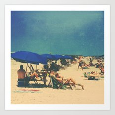 Every Summer Has a Story to Tell Art Print