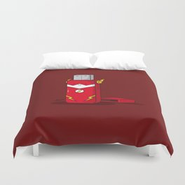 The Flash Duvet Cover
