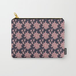 Ratking Flowers [Violet] Carry-All Pouch