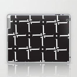"""Wallpaper - The Didot """"j"""" Project Laptop & iPad Skin"""