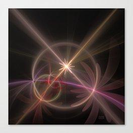 Awakenings Fractal Canvas Print