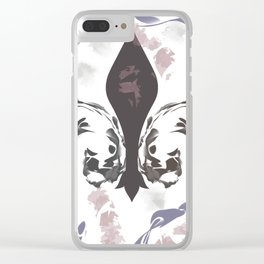 Christina One Clear iPhone Case