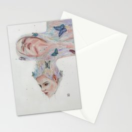 Regrets Stationery Cards