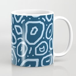 spotted eagle ray skin Coffee Mug