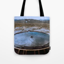 Rocky Mountain Marker Tote Bag