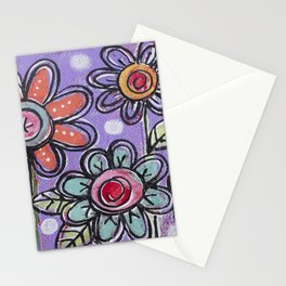 Tiny Garden Series Stationery Cards