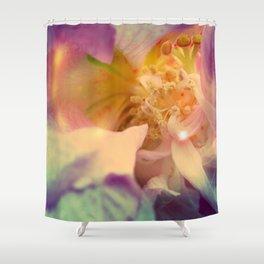 Secret Garden | Japanese rose  Shower Curtain