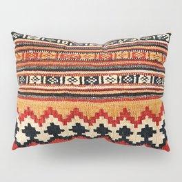 Qashqa'i Fars Southwest Persian Kilim Print Pillow Sham