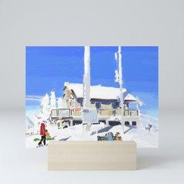 The Summit Mini Art Print