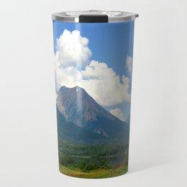 Kathlyn Lake and Hudson Bay Mountain Travel Mug