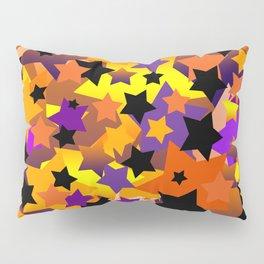 Halloween Star Crazy Pillow Sham