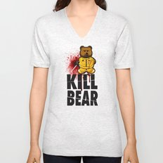 KILL BEAR Unisex V-Neck