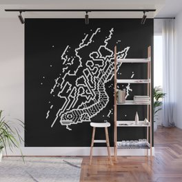 Sargasso Wall Mural