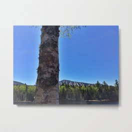 Springtime View of Sugarloaf (2) Metal Print
