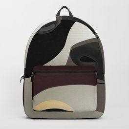 2D sloth Backpack