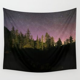 under the stars Wall Tapestry