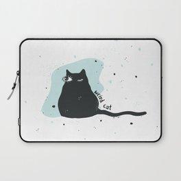 Weird cat Laptop Sleeve
