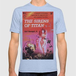Vonnegut -  The Sirens of Titan T-shirt
