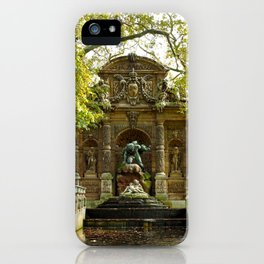 The Medici Fountain iPhone Case