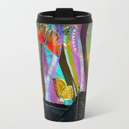 Butterfly Rooftops - Dream Series 005 Travel Mug
